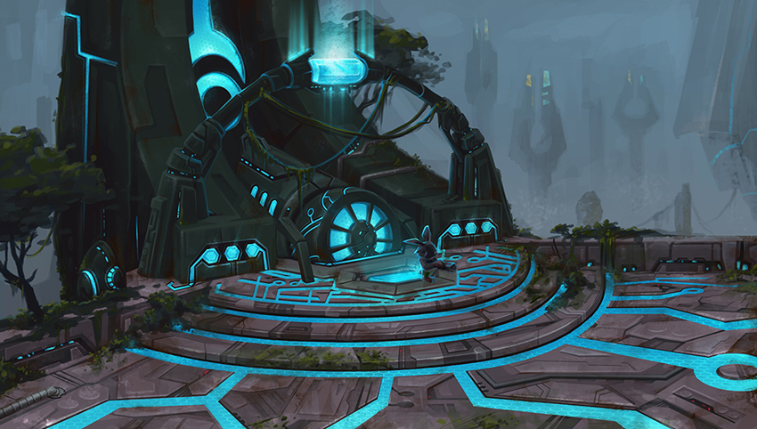 arena of heroes  u2013 environment and game concepts
