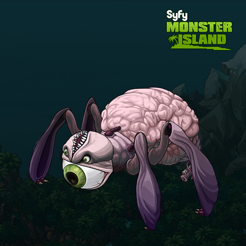 Syfy Monster Island Game Assets Drew Johnson